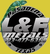 L&F Metals – Pasadena TX Scrap Yard